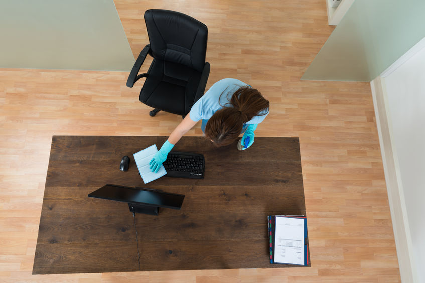 10 Must-Have Cleaning Products for Your Office