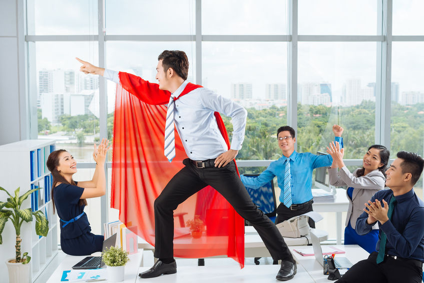 Top 5 Office Must-Haves for Working Dads!