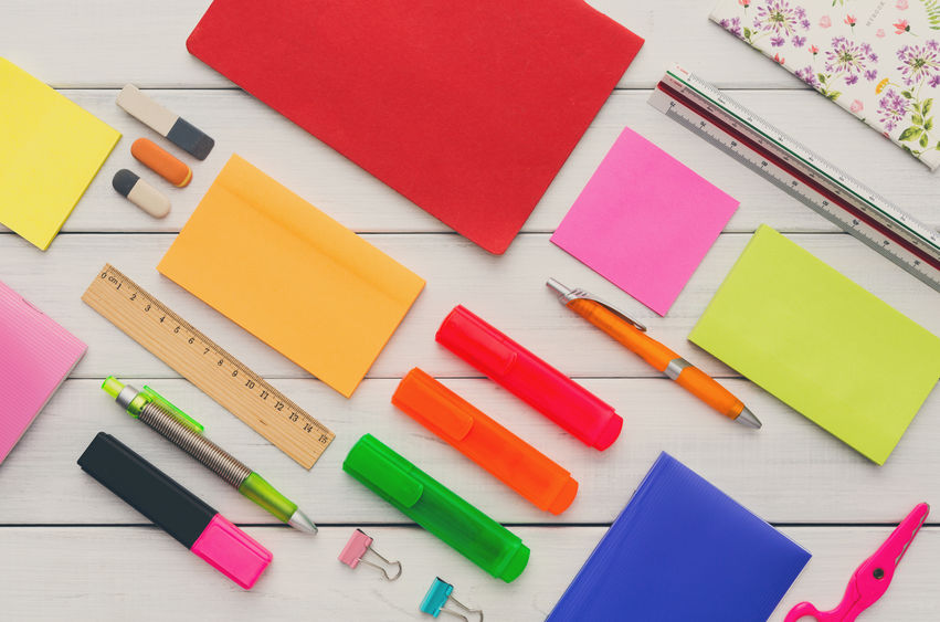 Where did my stationery go? — Top 3 office supplies that always go missing
