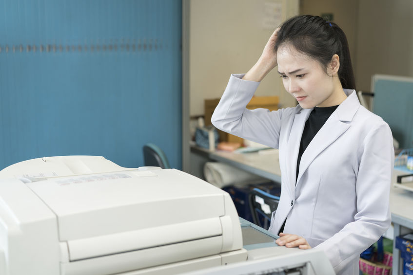 4 Printer Problems We Can All Relate To