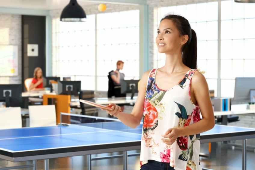 Office Sports: How It Benefits Employees