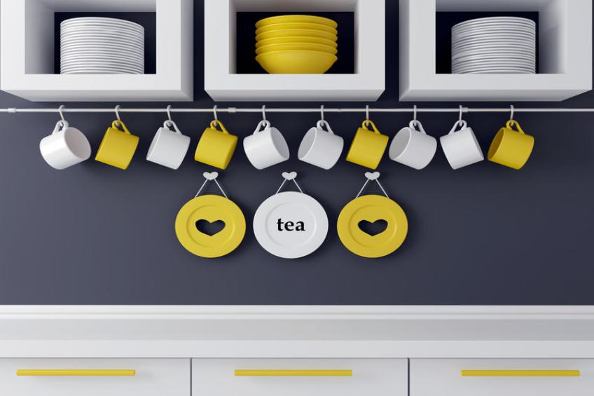 Smart Pantry Storage
