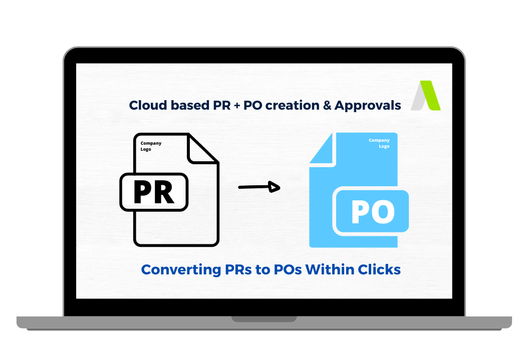 Cloud Based PR PO solution