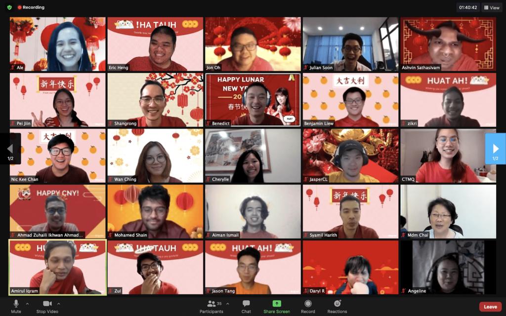 Supplycart Chinese New Year Celebration