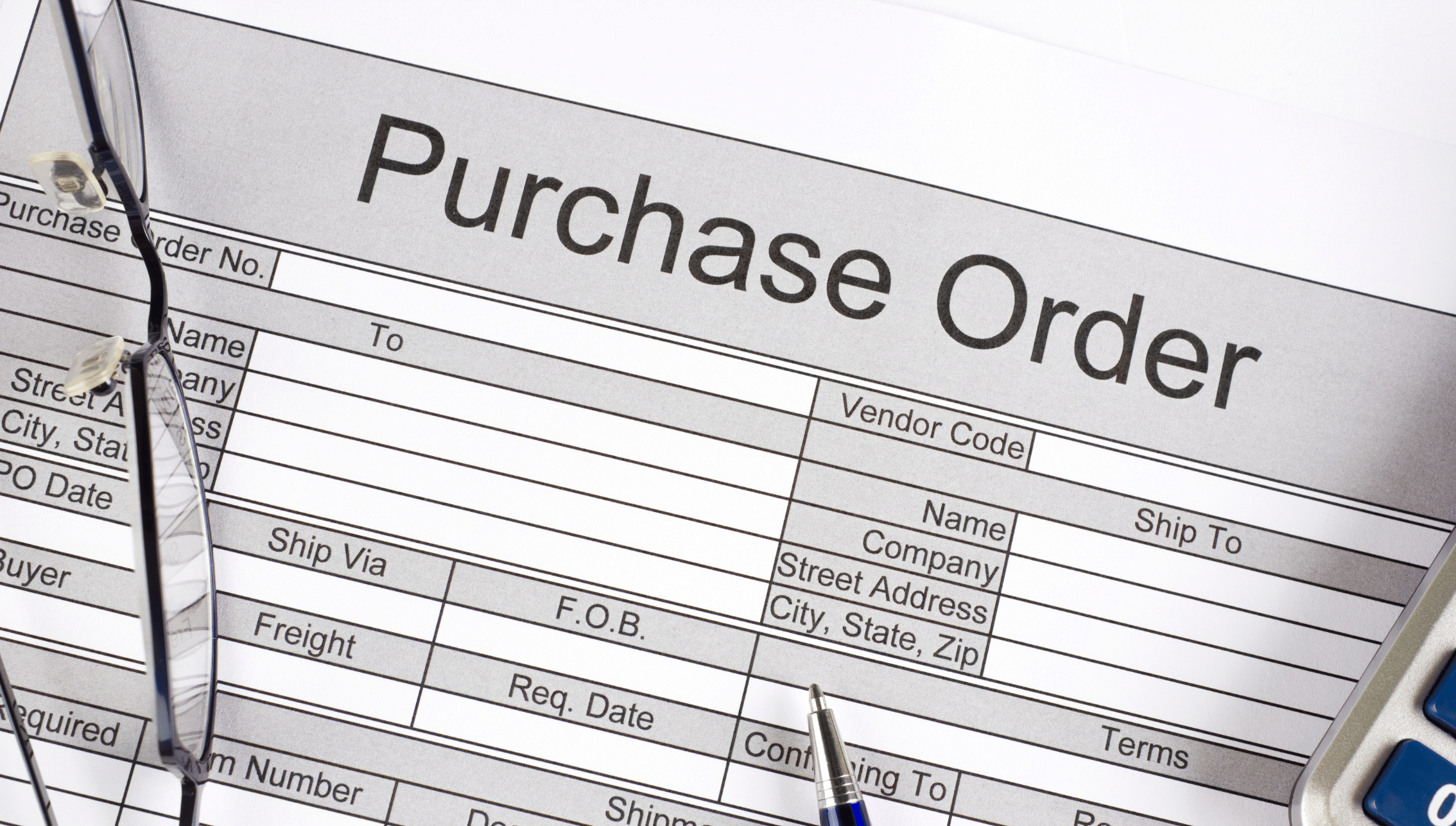 Purchase Orders: Why Your Business Needs Them